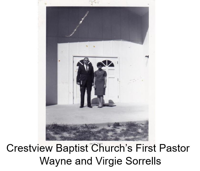 1st Pastor - Wayne and Virgie Sorrells.JPG